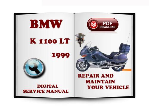 bmw k1100 k1100lt k1100rs 1999 repair service manual