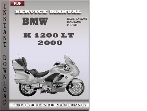 bmw k 1200 lt 2000 service repair manual download. Black Bedroom Furniture Sets. Home Design Ideas