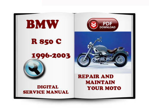 bmw r 850 c 1996 2003 service repair manual download. Black Bedroom Furniture Sets. Home Design Ideas