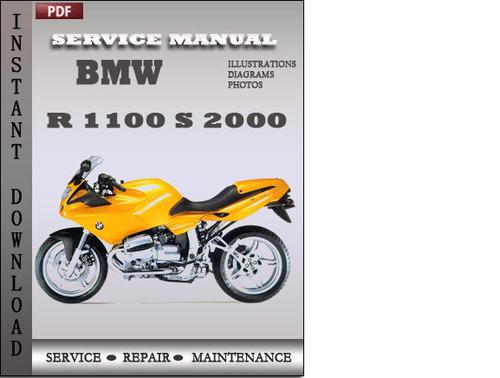 bmw r 1100 r 2000 service repair manual download. Black Bedroom Furniture Sets. Home Design Ideas