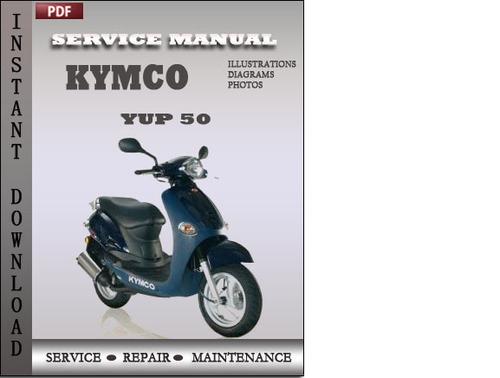 kymco yup 50 user manual