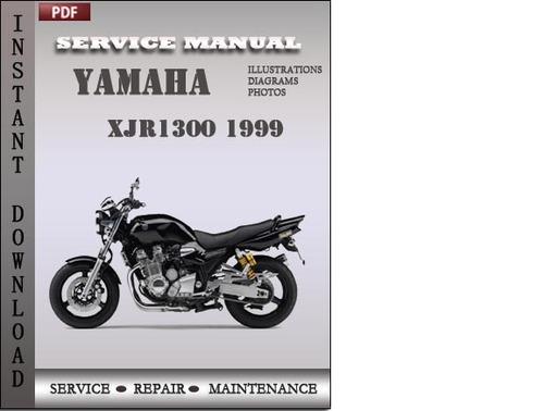 yamaha xjr1300 1999 service repair manual download download manua rh tradebit com 2002 yamaha xjr 1300 service manual yamaha xjr 1300 workshop manual