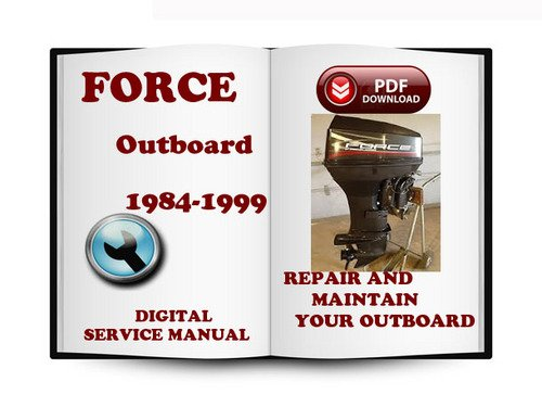 force outboard repair manual pdf