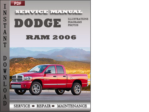 dodge ram 2006 service repair manual download manuals dodge ram service manual 2008 dodge ram 2500 service manual pdf