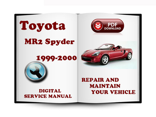 Pay For Toyota Mr2 Spyder 1999