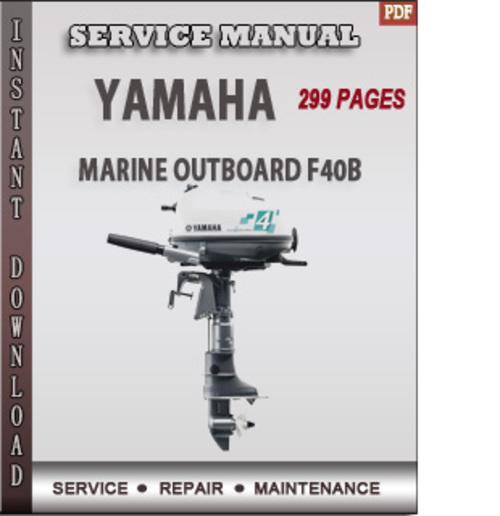 yamaha outboard workshop manual pdf download