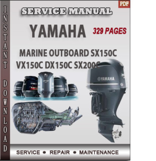 Pay for Yamaha Marine Outboard SX150C VX150C DX150C SX200C Factory S