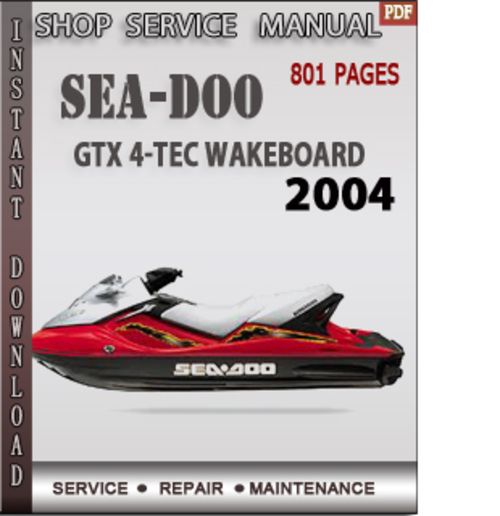 shop manual for seadoo 2000 lrv Sea-Doo Challenger Sea-Doo Challenger