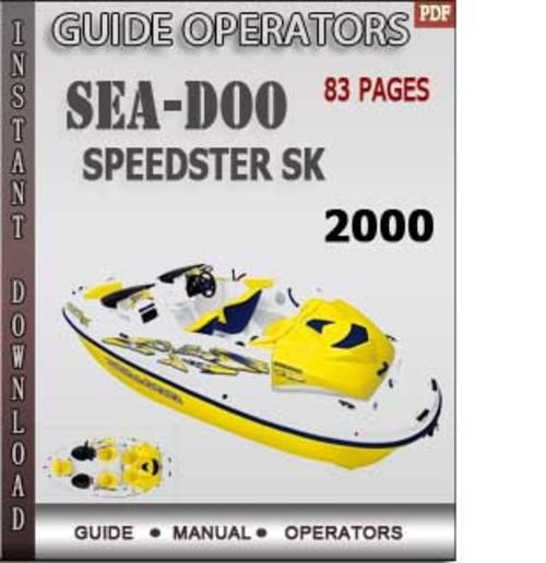 sea doo bombardier operators manual online user manual u2022 rh pandadigital co 2001 sea doo challenger 2000 service manual 2001 sea doo challenger 2000 service manual