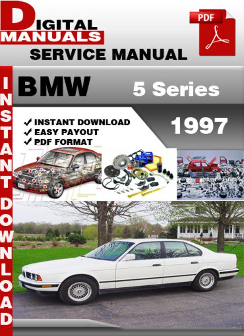 bmw 5 series 1997 factory service repair manual download. Black Bedroom Furniture Sets. Home Design Ideas