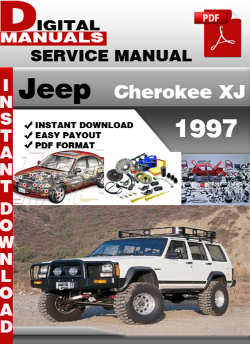 Pay for Jeep Cherokee XJ 1997 Factory Service Repair Manual