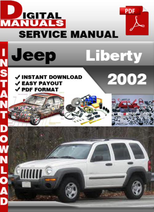Free Jeep Liberty 2002 Factory Service Repair Manual  Download thumbnail