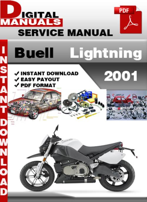 Free Buell Lightning 2001 Factory Service Repair Manual Download thumbnail