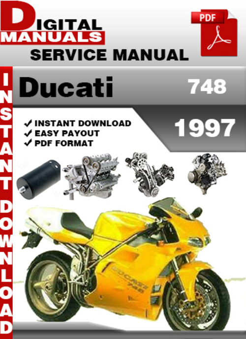 ducati 748 1997 factory service repair manual download manuals a rh tradebit com ducati 748 workshop manual pdf ducati 748 workshop manual pdf