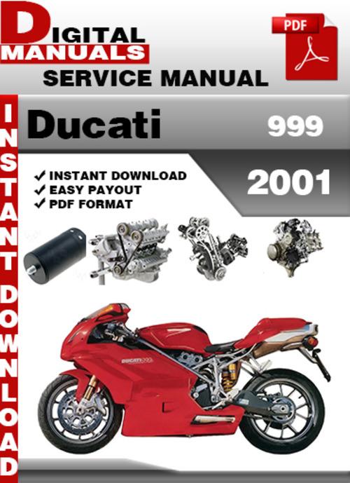 ducati 999 2001 factory service repair manual download. Black Bedroom Furniture Sets. Home Design Ideas