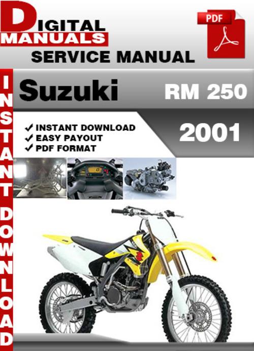 Suzuki rm 250 2001 factory service repair manual pdf download man Suzuki Gsxr 750 Wiring Diagram Suzuki Lt250r Wiring Diagram Suzuki RM 250 2 Stroke on ignition wiring diagram suzuki 250 rm