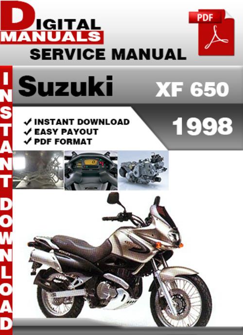 Suzuki freewind xf650 after fuel clean youtube.