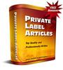 Thumbnail CP - Professional PLR Articles + Special Bonuses!