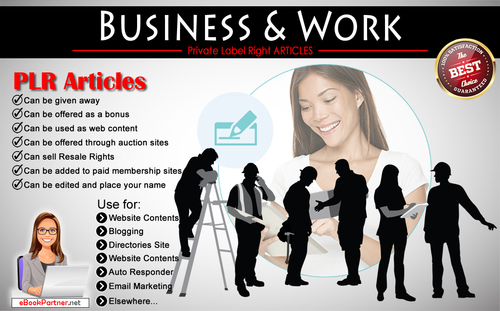 Pay for 2000 over PLR Articles on Business Work Private Label Rights