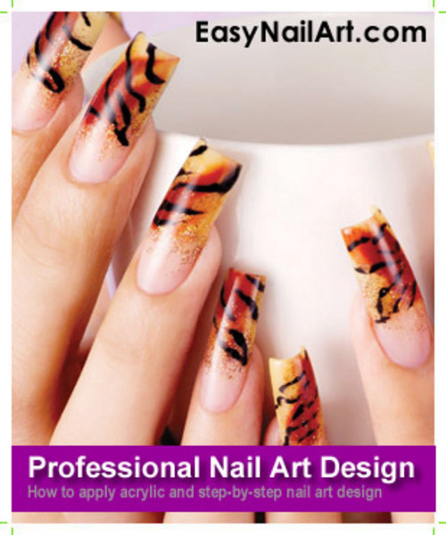 Pay for How to Apply Nail Art Designs like Professionals Manual
