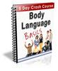Thumbnail 5 Day Crash Course - Body Language Basics