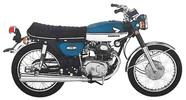 Thumbnail Honda 175 CD175 CB175 CL175 Service Parts Catalog Manual # 1 Download