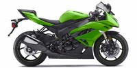 Thumbnail Kawasaki Ninja ZX6R ZX600R9F Workshop Service & Repair Manual 2009-2011 # 1 Download