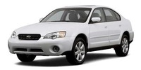 Thumbnail Subaru Legacy Outback Owners Maintenance Service Manual 2006