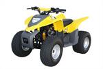 Thumbnail Adly ATV 100 V 186A Spare Parts Catalog Manual 100V 05-06