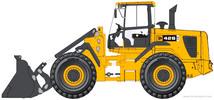 Thumbnail JCB 426 Wheeled Loader Workshop Service & Repair Manual # 1 Download