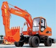 Thumbnail Daewoo Doosan Solar 140W-V 160W-V Wheel Excavator Operation Owner Service Maintenance Manual