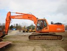 Thumbnail Daewoo Doosan Solar 250LC-V Excavator Operation Owner Maintenance Service Manual