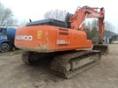 Thumbnail Daewoo Doosan Solar 330LC-V Excavator Operation Owner Maintenance Service Manual