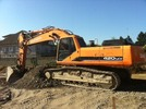 Thumbnail Daewoo Doosan Solar 420LC-V Excavator Operation Owner Maintenance Service Manual
