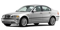 Thumbnail BMW 320i 325i 325xi 330i 330xi Operation Owner Maintenance Manual 2004
