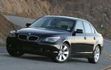 Thumbnail BMW 545i 6 Speed Sedan Operation Owner Maintenance Manual 2004