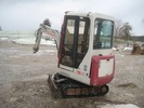 Thumbnail Takeuchi TB015 Compact Excavator Service Parts Catalogue Manual