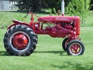Thumbnail Farmall A & AV Tractor Operator Maintenance Service Manual