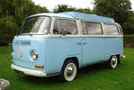 Thumbnail Volkswagen Type 2 T2 Station Wagon Bus Van Workshop Service & Repair Manual 1968-1979