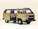 Thumbnail Volkswagen Type 3 T3 Vanagon Diesel Syncro Camper Workshop Service & Repair Manual 1980-1991