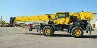Thumbnail Grove RT540E Crane Operator Owner Maintenance Manual # 1 Download