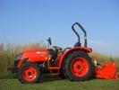 Thumbnail Kioti Daedong LX500L Tractor Workshop Service & Repair Manual # 1 Download