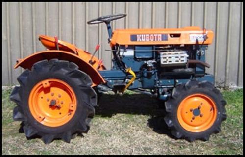 kubota b6000 tractor workshop service repair manual b 6000 1 do rh tradebit com