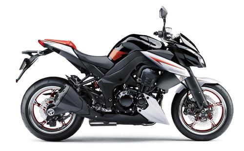 Kawasaki Z1000 / 1000 ABS Workshop Service & Repair Manual ...