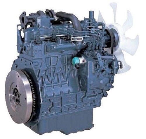 Kubota V1305 Diesel Engine : Kubota series diesel engine d v