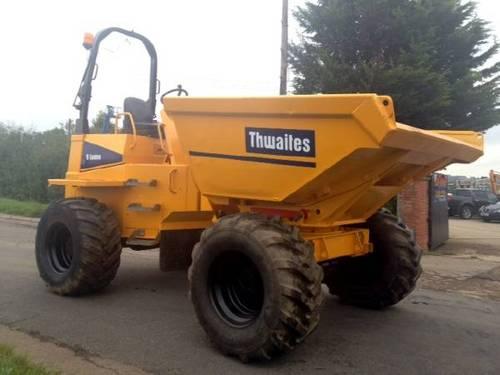 Thwaites 6000 Alldrive Mkii 2 Dumper Workshop Service