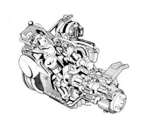 volvo penta md5a marine diesel engines workshop service