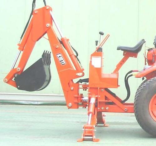Kioti Tractors Parts Catalog : Kioti kb backhoe owners operation spare parts