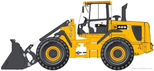 jcb 426 wheeled loader workshop service repair manual 1 downloa