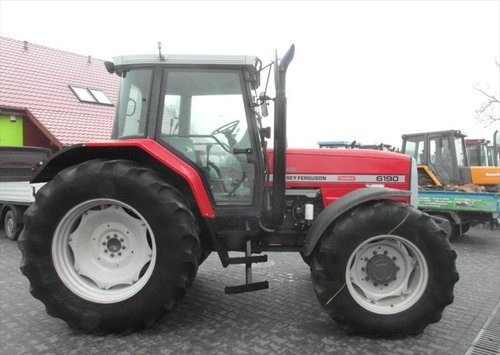 Massey Ferguson 6110 6120 6130 6140 6150 6160 6170 6180 6190 Tractor  Workshop Service & Repair Manual # 1 Top Rated Download